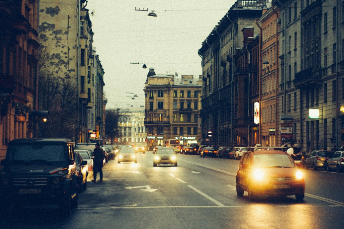Тест на знание Санкт-Петербурга для таксистов